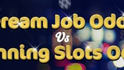 Landing Your Dream Job vs. Winning At Slots