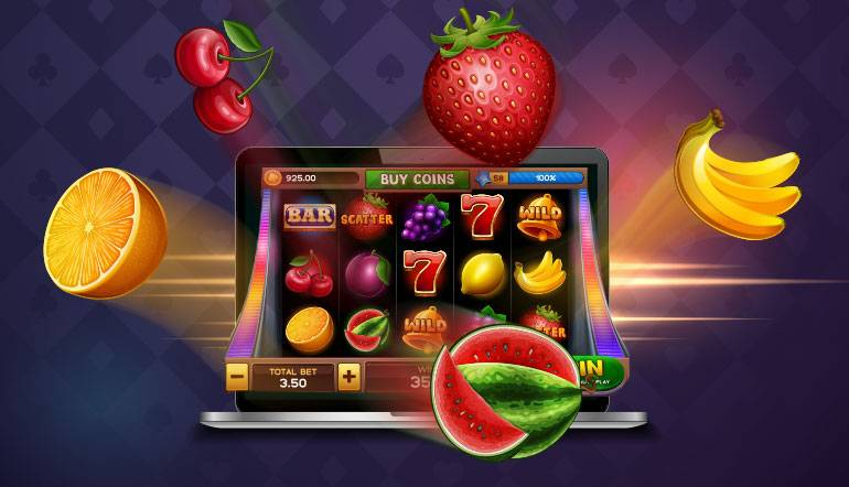 How to Play Fruit Slots Online