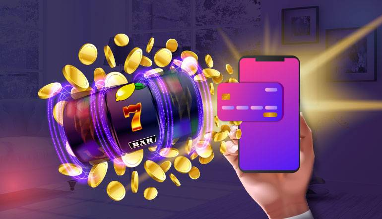 Pay by Mobile Slots UK
